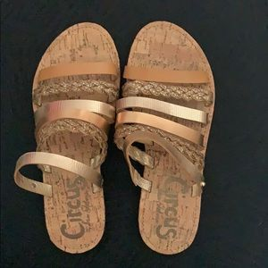 NEW! NEVER WORN! Circus by Sam Edelman sandals